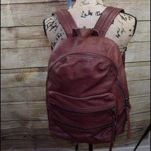 Liebeskind Berlin Leather Backpack